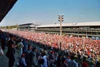 Reprise des essais privés à Monza