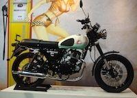 Nouveauté Moto 2013 : Mash Seventy Five 125 cm3