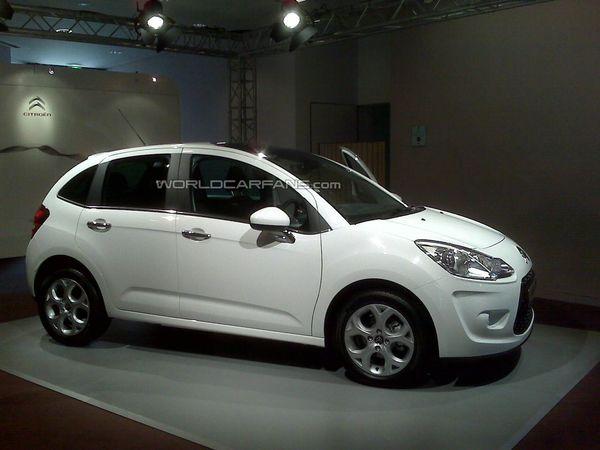 Nouvelle Citroën C3 : cette fois-ci, c'est bien elle !