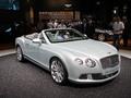 En direct de Francfort 2011 - video : Bentley Continental GTC