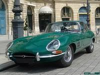 La photo du jour : Jaguar Type E