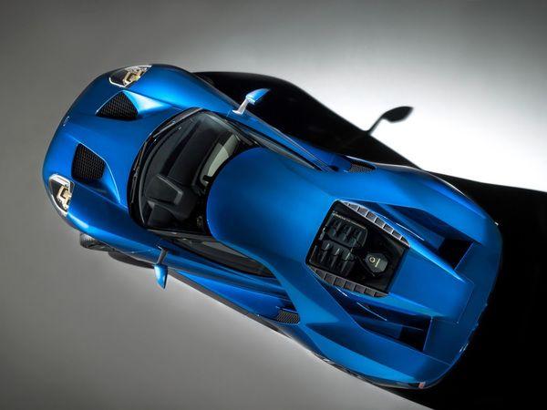 Ford GT : première auto à bénéficier du Gorilla Glass
