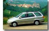Fiat Palio Weekend : restylage discret