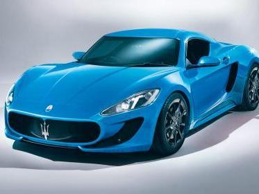 Maserati: feu vert pour une super sportive