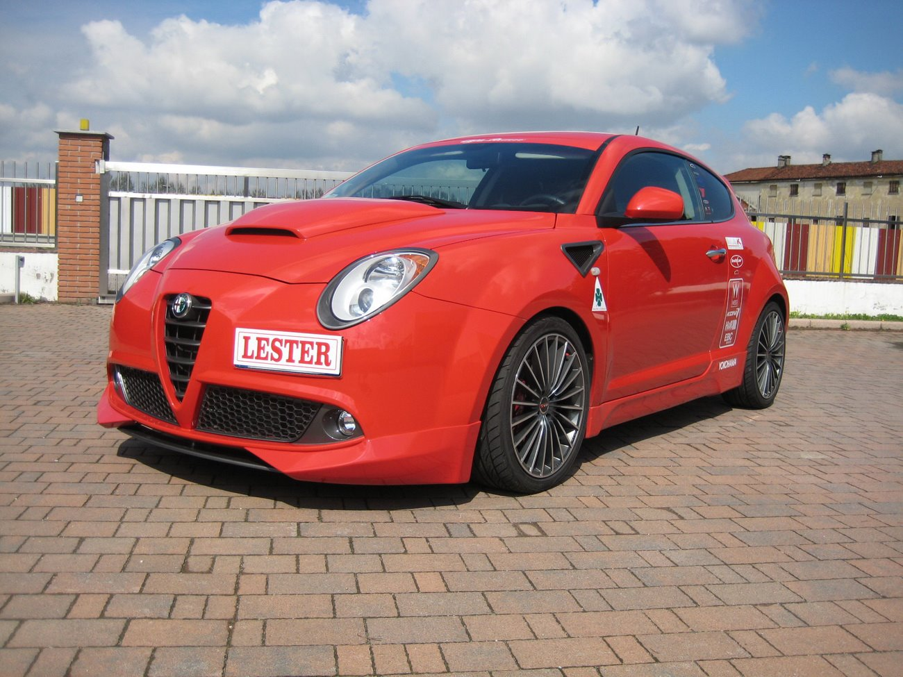 alfa romeo mito par lester gta ttendu et tu n 39 es pas venue. Black Bedroom Furniture Sets. Home Design Ideas