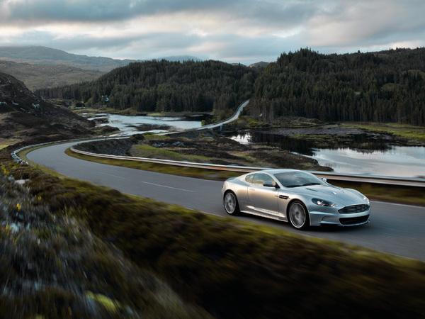 Aston Martin élue marque la plus cool (par les anglais)