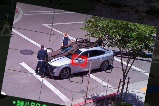 Audi A5 Sportback : c'est elle