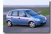 Opel Mireva : le mini-monospace de l'éclair