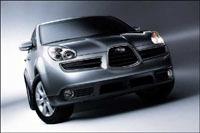 Subaru remballe sa calandre