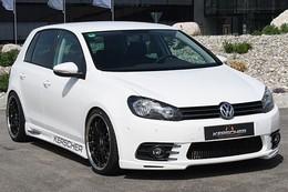 VW Golf 6 Kerscher Tuning, traitement cosmétique