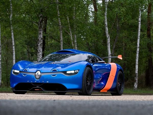 Alpine Renault : le retour avant 2015