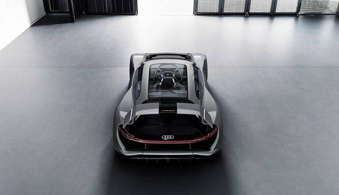 La future Audi R8 serait 100% électrique
