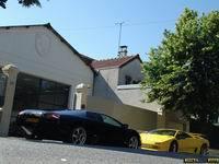 La photo du jour : Duo de Lamborghini