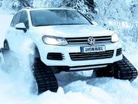 Volkswagen Snowareg : le SUV ultime