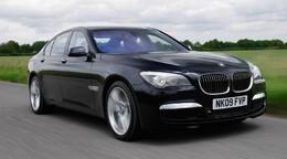 BMW Serie 7 M Sport : c'est elle