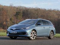 Essai vidéo - Toyota Auris Touring Sports restylée : l'alternative de poids