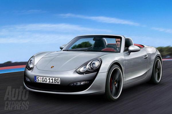 Porsche lancerait finalement son petit roadster accessible