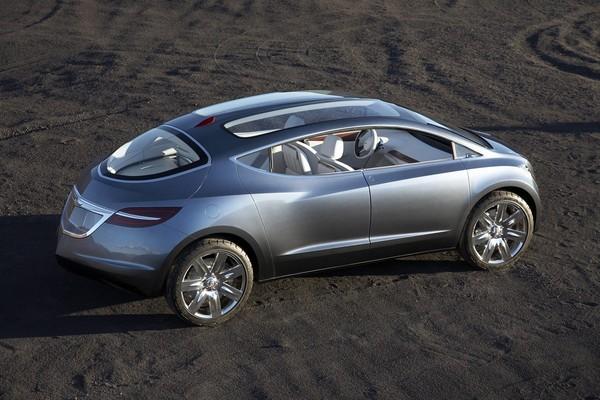 Détroit 2008 : Chrysler ecoVoyager en clair (16 photos HD)