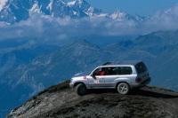 Salon du 4X4 de Val d'Isère :  entre promotion des technologies vertes et hausse des ventes