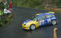 Présentation du rallye Sanremo 2006