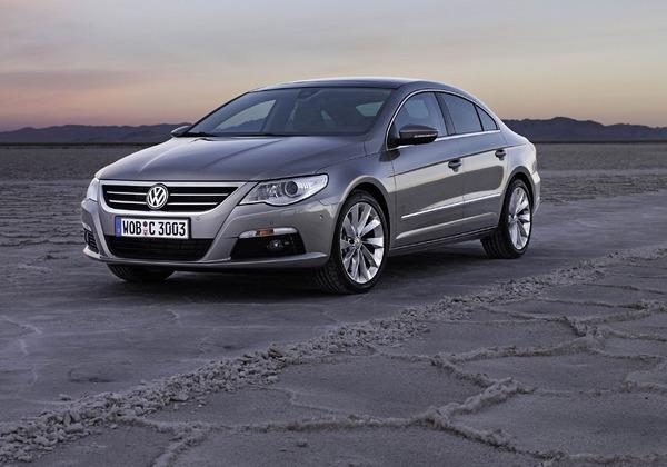 Détroit 2008 : VW Passat CC en vidéo et photos HD