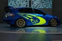 WRC : La nouvelle Subaru ne devrait plus tarder