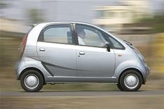 Les 100.000 premiers acheteurs de Tata Nano choisis ... par loterie
