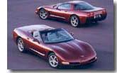 """Chevrolet Corvette : la """"Vette"""" a cinquante ans"""