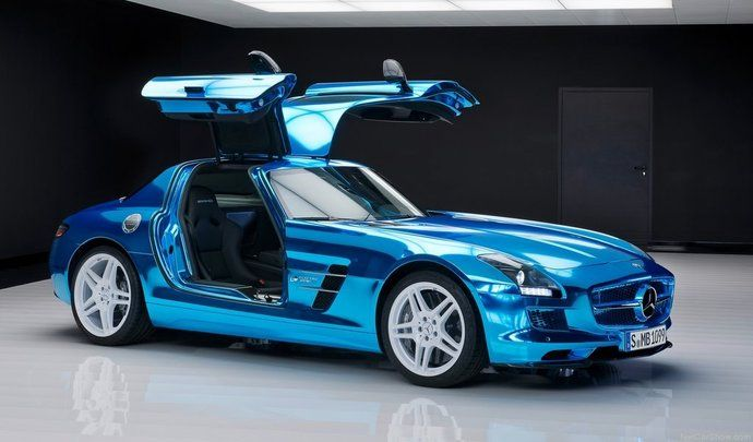 """Une Mercedes AMG électrique serait """"logique"""""""