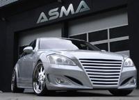 Mercedes Classe S par Asma