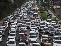 On interdit la vente des grosses voitures diesel  en Inde