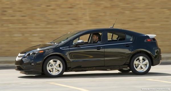 Les premières Chevrolet Volt de pré-production prennent la route
