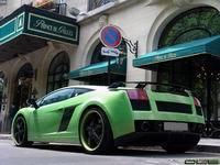 La photo du jour : Lamborghini Gallardo Ital Design
