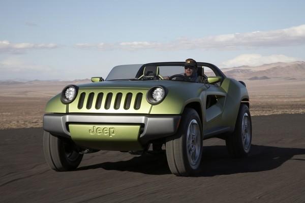Détroit 2008 : Jeep Renegade en clair (27 photos HD)