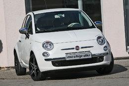 Mcchip dévergonde ( un peu ) la Fiat 500 1,3L Multijet