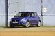 Suzuki Swift Sport « Edition Limitée » : bleu de chauffe