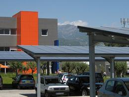 Le site de Renault Cléon bientôt doté d'une centrale solaire