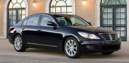 Détroit 2008 : Hyundai Genesis : avant, c'était différent ...