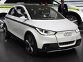 En direct de Francfort : Audi A2 Concept, mélange d'A1 et d'Up !