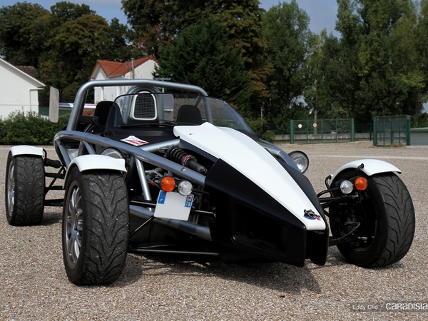 Photos du jour : Ariel Atom 300 (Cars & Coffee Paris)