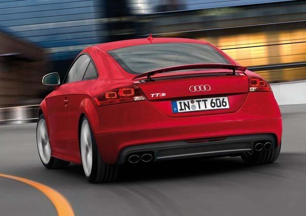 Détroit 2008 : l'Audi TTS en photos HD et en vidéos
