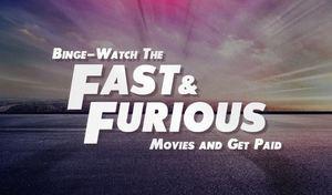 Des clients Honda payés pour regarder la saga Fast & Furious
