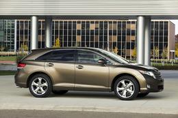 Détroit 2008 : Toyota Venza, comment dire....