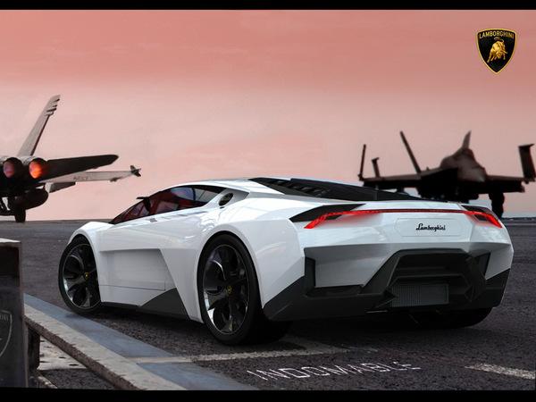 [Design] Lamborghini Indomable, mieux que la Sesto Elemento
