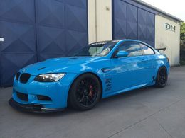 BMW M3 E92 Race, le dernier projet DM performance