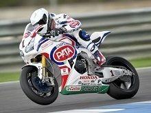 Superbike – 2015: Sylvain Guintoli ne s'inquiète pas des premiers chronos avec la Honda