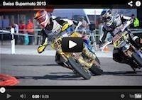 Supermotard: le championnat Suisse 2013 fait sa promo (vidéo)