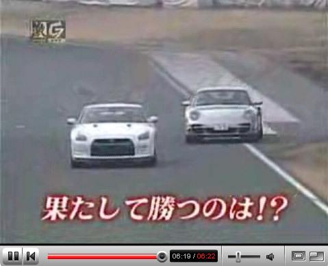 Vidéo Big Battle : Nissan GT-R R35 vs Porsche 997 Turbo