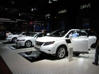 Guide d'achat en live : les autos hybrides que vous pouvez voir pendant le Mondial de Paris 2010