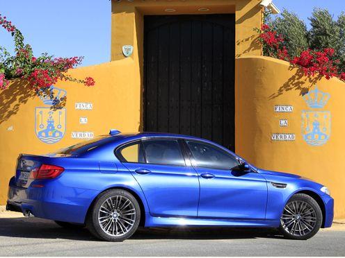 Prochaine BMW M5 : en deux et quatre roues motrices ?